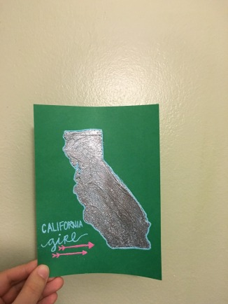 California needed a little decal.